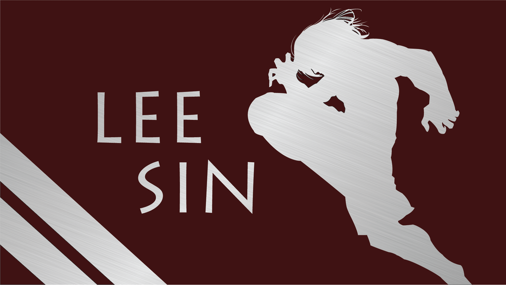 lee sin silhouette red 1920x1080 by urban287 on deviantart