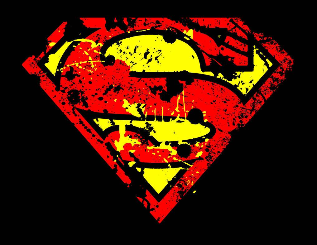 superman logo by benokil - photo #37