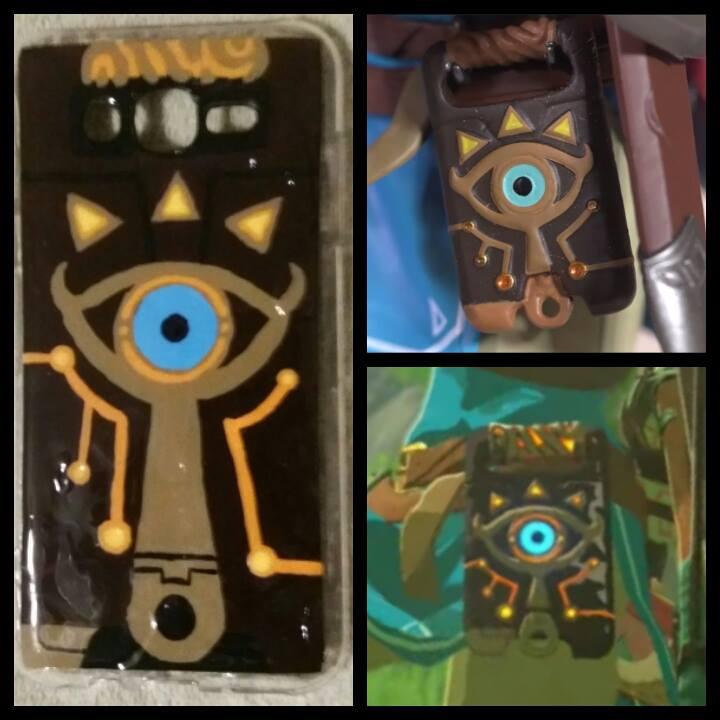 new arrival 4f5bc 3e4fc Sheikah Slate Phone Case by erarebirth on DeviantArt