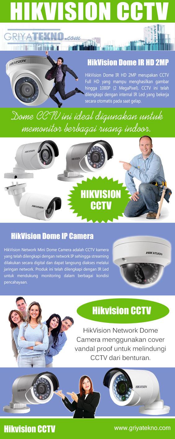 Hikvision CCTV by pagarotomatis