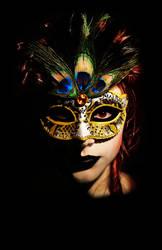 Masquerade by PenguinJa