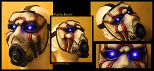 Borderlands Psycho Bandit Mask - Game Version