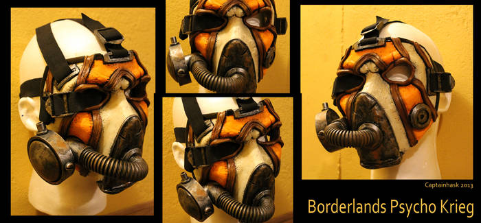 Borderlands DLC Psycho Krieg !!! by SKSProps