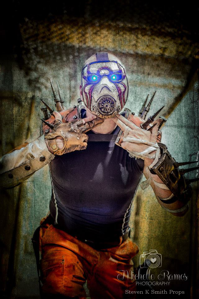 Borderlands Psycho by SKSProps