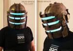 DEAD SPACE - Isaac Clarke level 3 helmet