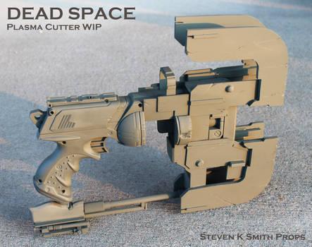DEAD SPACE - Plasma Cutter WIP