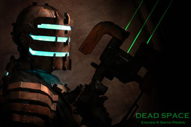 DEAD SPACE Cosplay by SKSProps