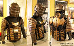 DEAD SPACE - Cosplay WIP Armor