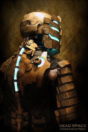 DEAD SPACE - Isaac Clarke Cosplay Level 3 Suit by SKSProps