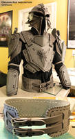 Dragon Age Inquisition WIP Inquisitor Armor 4 by SKSProps
