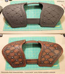 Dragon Age Inquisition Cosplay Leather Armor