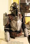 Dragon Age Inquisition WIP Inquisitor Armor 5
