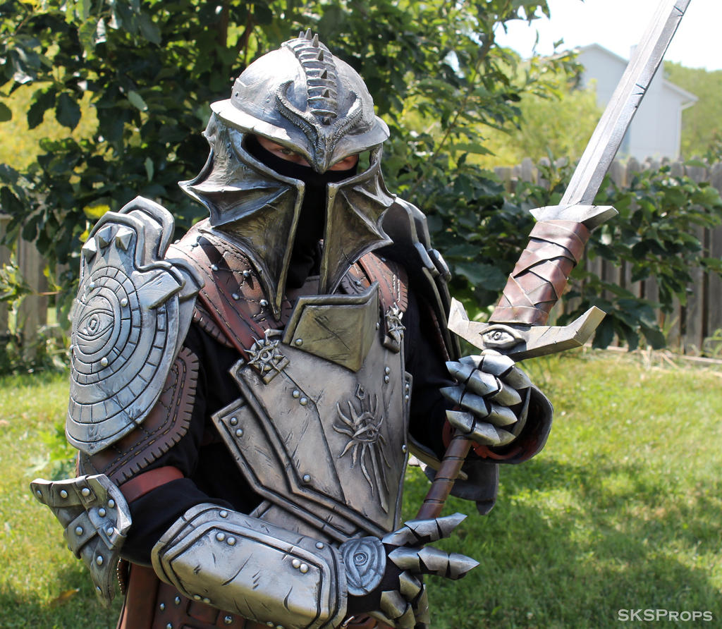 Best Dragon Age Inquisition Inquisitor Cosplay Armor by SKSProps on  PF97