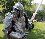 Dragon Age Inquisition Inquisitor Cosplay Armor