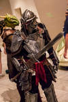 Dragon Age Inquisition Armor at DragonCon Cosplay