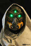 Destiny Hunter The Mask of the Third Man Cosplay