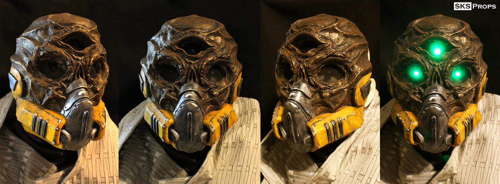 Destiny Hunter The Mask of the Third Man