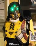 Destiny Hunter Chest Armor WIP 5