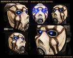 Deluxe Borderlands Psycho Bandit Mask by SKS Props