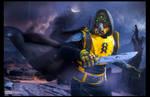 Destiny Hunter Cosplay SKS Props