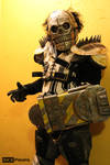 Skeletron Cosplay from Turbo Kid - SKS Props