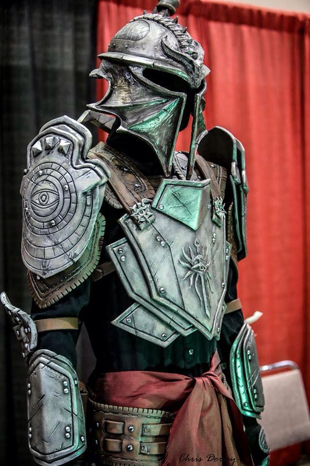 Dragon Age Inquisitor Cosplay Armor SKS Props by SKSProps