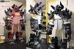 World of Warcraft Orc Cosplay WIP 13 SKS Props