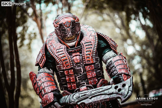 Gears of War Theron Guard Cosplay - SKS Props