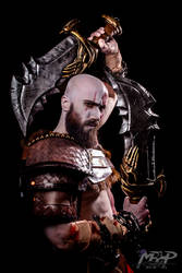 God of War Cosplay - Blades of Chaos by SKS Props