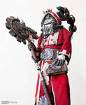 Warhammer 40K Tech Priest Cosplay - SKS Props by SKSProps