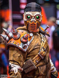 Borderlands Cell Shading Cosplay Tutorial by SKSProps