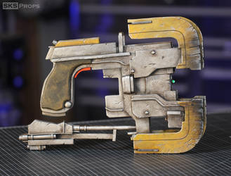 DEAD SPACE Plasma Cutter Cosplay Prop Weapon by SKSProps