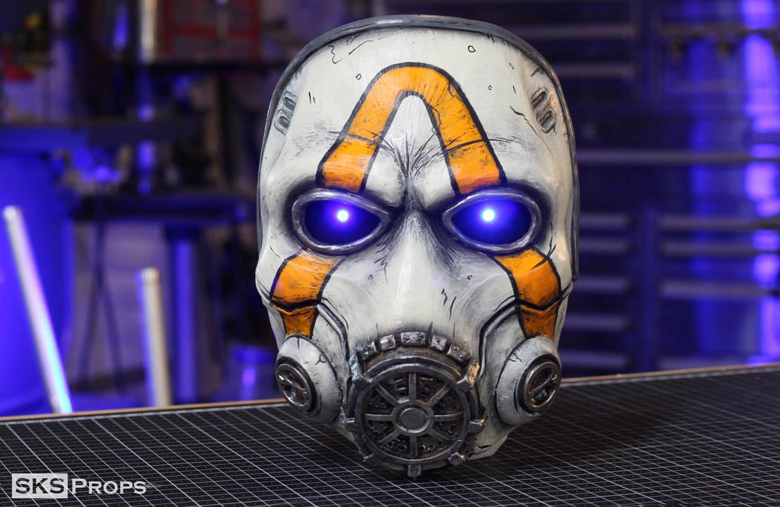 Borderlands 3 Psycho Mask SKS Props by SKSProps