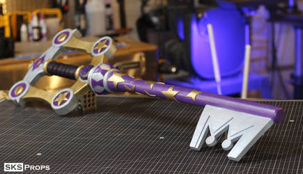 Keyblade from Kingdom Hearts 3 by SKS Props by SKSProps
