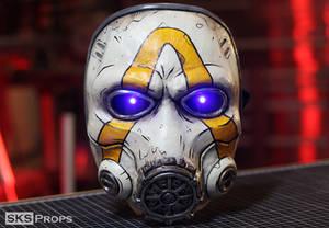 Borderlands 3 Resin Cast Psycho Mask SKS Props