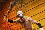 Borderlands 3 Psycho Cosplay by SKSProps