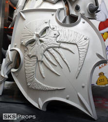 NYCC Armor Teaser Pic - SKS Props