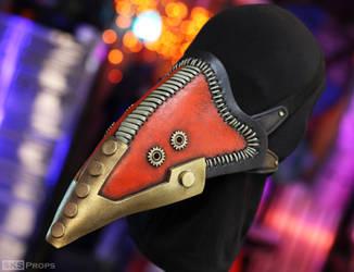 Cosplay Overhaul Mask from My Hero Academia