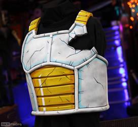 Dragonball Z Saiyan Armor - Cosplay SKS Props