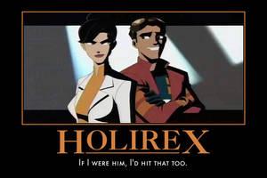 Holirex Motivational Poster
