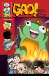 GAO! The Cute and Terrible Issue 1 Cover