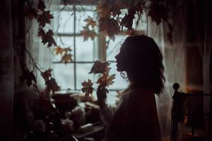 melancholy by Shi-Nya-Nya
