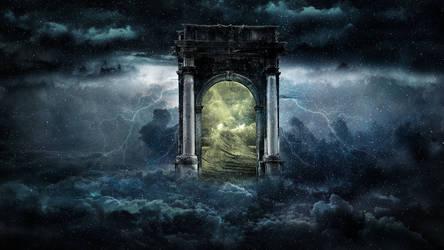 Heavenly Portal by ioanz