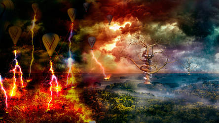 Third Wood War: Invasion by ioanz