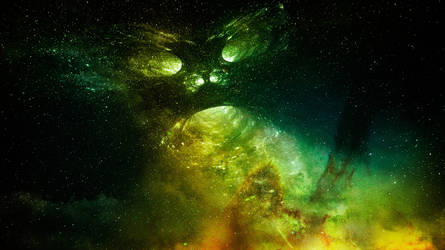 Yog-Sothoth by ioanz