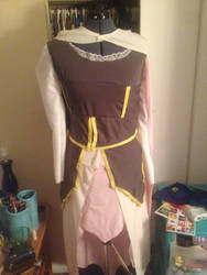 Assassin Xion: WIP- Most Base Sewing Done by VeneficusMagister