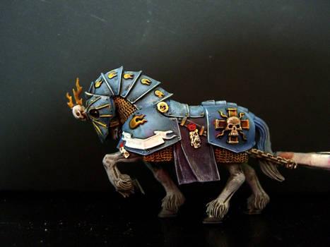 Celestial Hurricanum Horse (WIP)