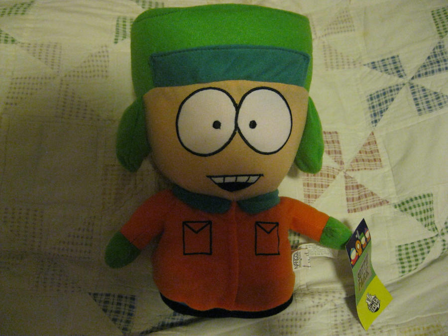 Kyle Plushie by moulinrougegirl77