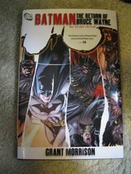 The Return of Bruce Wayne Comic Book by moulinrougegirl77