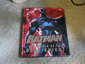 My Big Book of Batman by moulinrougegirl77